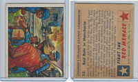 1951 Bowman, Red Menace, #25 Red Rule In Manchuria, China (B)