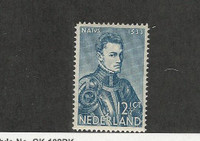 Netherlands, Postage Stamp, #199 Mint Hinged, 1933 Natvs