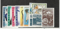 New Zealand, Postage Stamp, #1477//1518 Mint NH, 1998