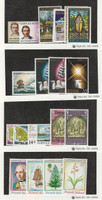 Norfolk Island, Postage Stamp, #143-155, 172-180 Mint NH, 1970-74