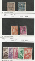 Portugal Guinea, Postage Stamp, #90, 92, 148, 172 Used, 258-62 Mint, 1902-48