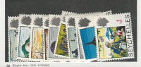 Seychelles, Postage Stamp, #257//266 Mint Hinged, 1969-72