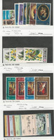 St. Lucia, Postage Stamp, #229-30, 235-40, 290-3 Used, 241-4 LH, 653-6 Mint NH