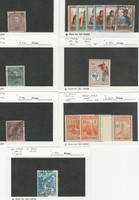 St. Thomas & Prince, Postage Stamp, #51, 87, 114, 353, 357-62, 383 Used