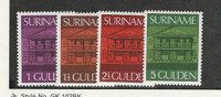 Suriname, Postage Stamp, #436-439 VF Mint Hinged, 1975