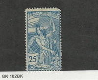 Switzerland, Postage Stamp, #100 Mint Hinged, 1900