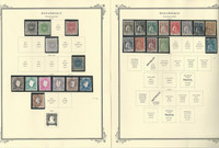 Mozambique Stamp Collection 1877-1977 on 45 Scott Specialty Pages, Portugal