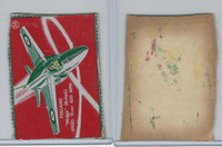 F332 Good Luck Margarine, Airplanes, 1952, #22 Folland Midge British