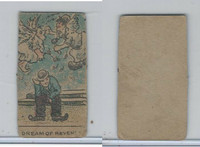 W539 Strip Card, Charlie Chaplin, 1920's, Dream Of Revenge