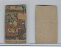 W539 Strip Card, Charlie Chaplin, 1920's, Stuck In The Mustard