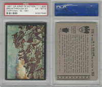 1961 Rosan W528-2, The U.S. Army In Action, #28 Chipyong-Ni, PSA 6 EXMT