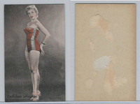 W Card Misc, Pin-Up Girls, Kathleen Huges