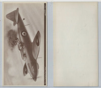 V402-1 WWG, Aviation Chewing Gum Premium, 1940's, #3 Boulton Paul Defiant
