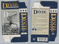 1994 Columbia Games, Dixie Civil War, # Empty Box, Bull Run, Flag