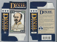 1994 Columbia Games, Dixie Civil War, # Empty Box, Bull Run, Joseph Johnston