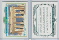 2014 Topps Allen & Ginter, Worlds Capitals, #WC10 Berlin, Germany
