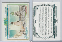 2014 Topps Allen & Ginter, Worlds Capitals, #WC11 Buenos Aires, Argentina