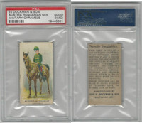 E5 Dockman, Military Caramels, 1914, Austria-Hungary General, PSA 2 MC Good