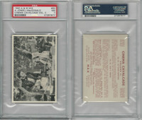 W70-1 A&M Wix, Cinema Cavalcade (Large), 1940, #83 Firefly, PSA 7 NM