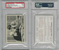 W70-1 A&M Wix, Cinema Cavalcade (Large), 1940, #183 Hamrmonious, PSA 7 NM
