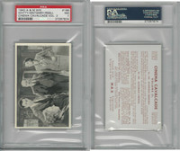 W70-1 A&M Wix, Cinema Cavalcade (Large), 1940, #198 Montgomery, PSA 7 NM