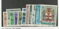 Jamaica, Postage Stamp, #279-290 Used, 1969