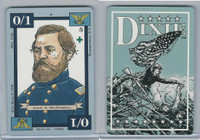 1994 Columbia Games, Dixie Civil War, #100 John A. McDowell