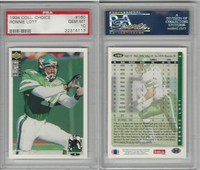 1994 Upper Deck CC Football, #160 Ronnie Lott, Eagles, PSA 10 Gem