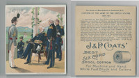 1885 H606 J&P Coats, Uniforms US Army, 1858-1861 General Scott, ZQL