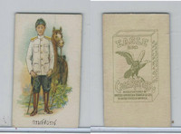 B118-0 British Am. Tobacco, Siamese Uniforms, 1915, Eagle Cigarettes (I)