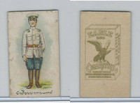 B118-0 British Am. Tobacco, Siamese Uniforms, 1915, Eagle Cigarettes (J)