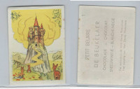 1938 De Beukelaer Biscuits, Chocolate, Disney, Snow White, #1, ZQL
