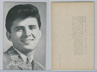 1950's Exhibit, Male Music Artists BIO Back, Johnny Tillotson, ZQL