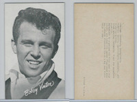 1950's Exhibit, Male Music Artists BIO Back, Bobby Vinton, ZQL