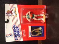 1988 Starting Lineup Basketball, Larry Bird HOF, Celtics, 88480