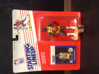 1988 Starting Lineup Basketball, Magic Johnson HOF, Lakers, 88500