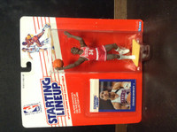 1988 Starting Lineup Basketball, Charles Barkley HOF, 76ers, 88520