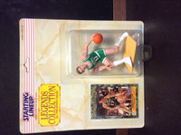 1989 Starting Lineup Basketball, Legends, John Havlicek HOF, Celtics, 97820