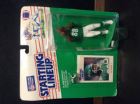 1988 Starting Lineup Football, Al Toon, Jets, 86270
