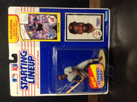 1990 Starting Lineup Baseball, Joe Carter, Padres, 77982