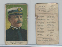 E2 Lauer & Suter, Navy Candy, 1920's, Key, Albert L., Lt Commander