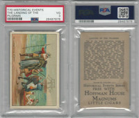 T70 ATC, Historical Events, 1910, The Landing of Pilgrims, PSA 3 VG