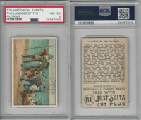 T70 ATC, Historical Events, 1910, The Landing of Pilgrims, PSA 4 VGEX