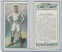 P72-100 Player, Footballers 1928, #5 R. Cove-Smith, Old Merchant Tayors