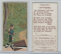 S0-0 Stollwerck Chocolate, Boy Soldiers, 1900, #76, VI On Outpost