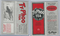 T0-0 Typhoo Tea, Great Voyages Discovery, 1962, #22 Submarine Nautilus - Box