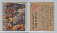 1949 Bowman, Wild West, #A-19 Mormons Settle Utah