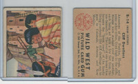1949 Bowman, Wild West, #B-14 Cliff Dwellers