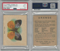 FC2, Harry Horne Co, Butterflies, 1920's Canada, # Forty Three, PSA 5.5 EX+