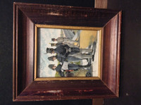 H606 J&P Coats, Uniform Army United States, 1890's, 1821-1832 In Frame